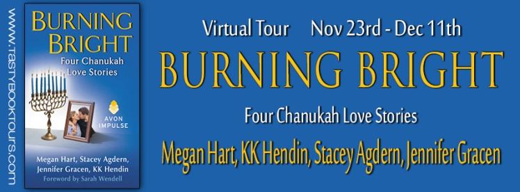 Burning Bright Tour Banner