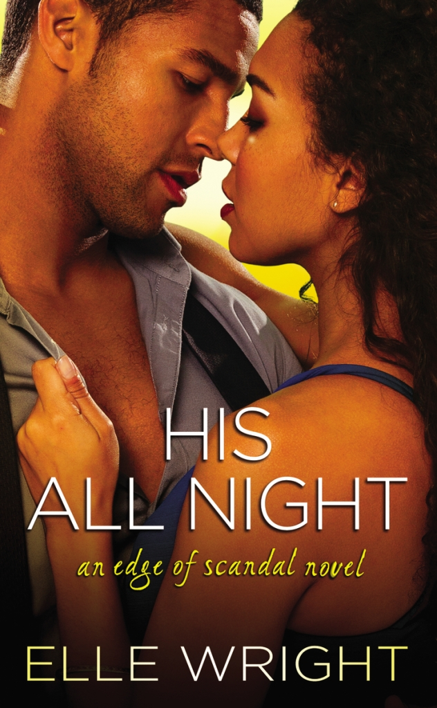 His All Night_Cover