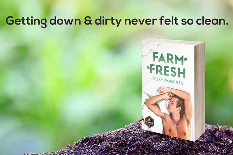 Farm Fresh in the dirt