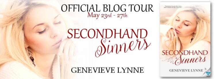 Secondhand Sinner Blog Tour Banner