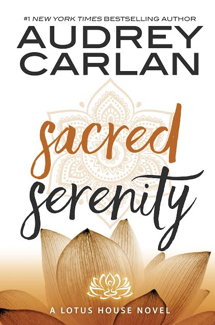 Sacred Serenity Cover